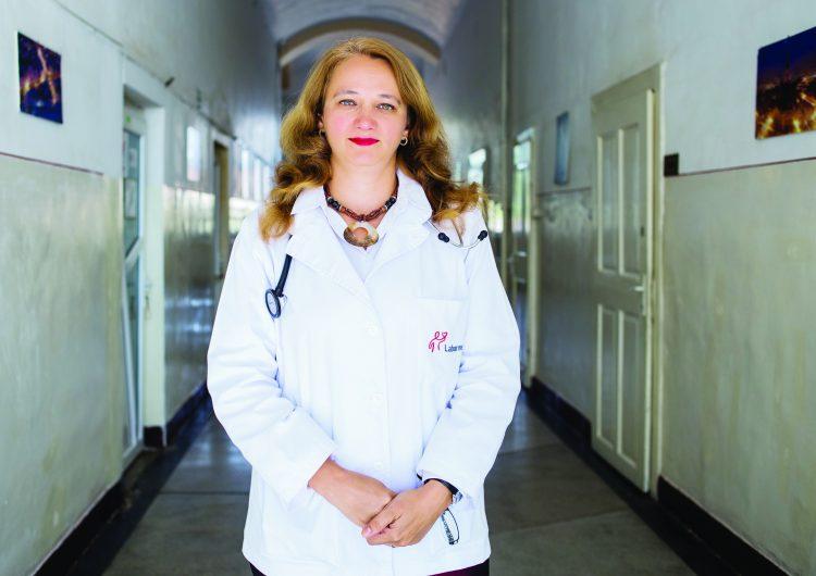 Dr. Corina Porr despre astmul sever în sarcină