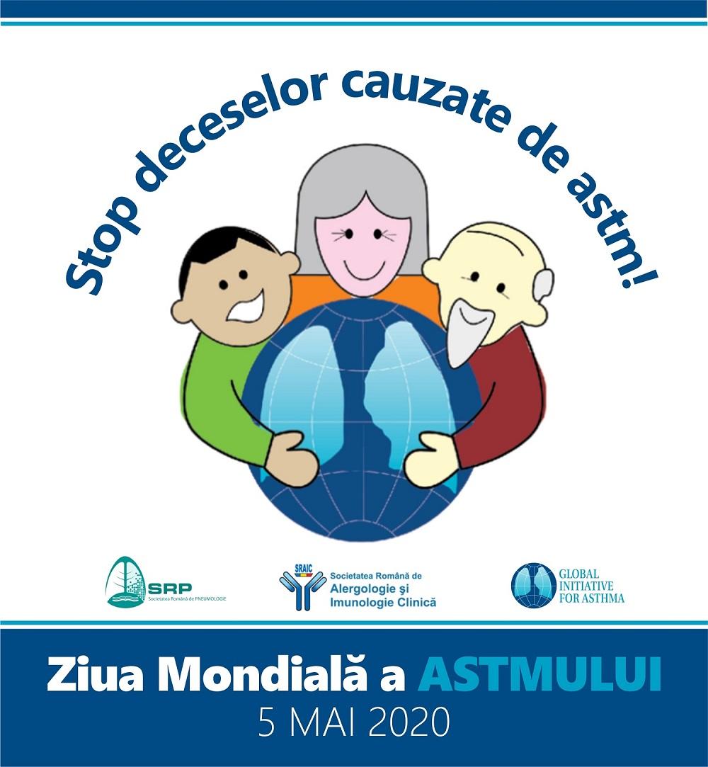 Ziua Astmului Stop decese cauzate de astm